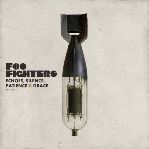 foo fighters - Echoes, silence, patience and grace