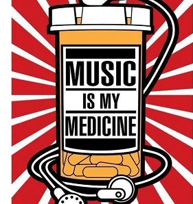 music is my medicine peq